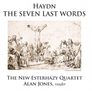 New Esterházy Quartet - Haydn - The Seven Last Words - Cover Image