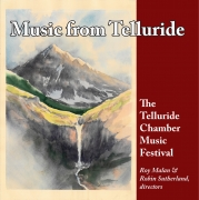 Telluride Chamber Players - Music from Telluride - Cover Image